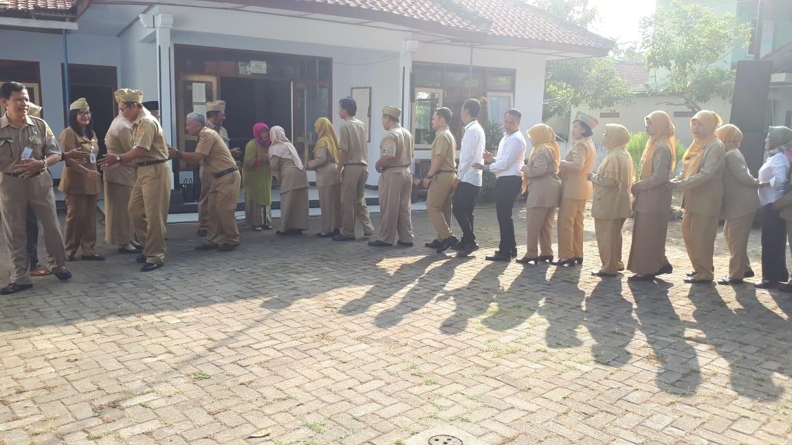 Silaturahmi Halal Bihalal Dinas KUKMP Kab. Purworejo