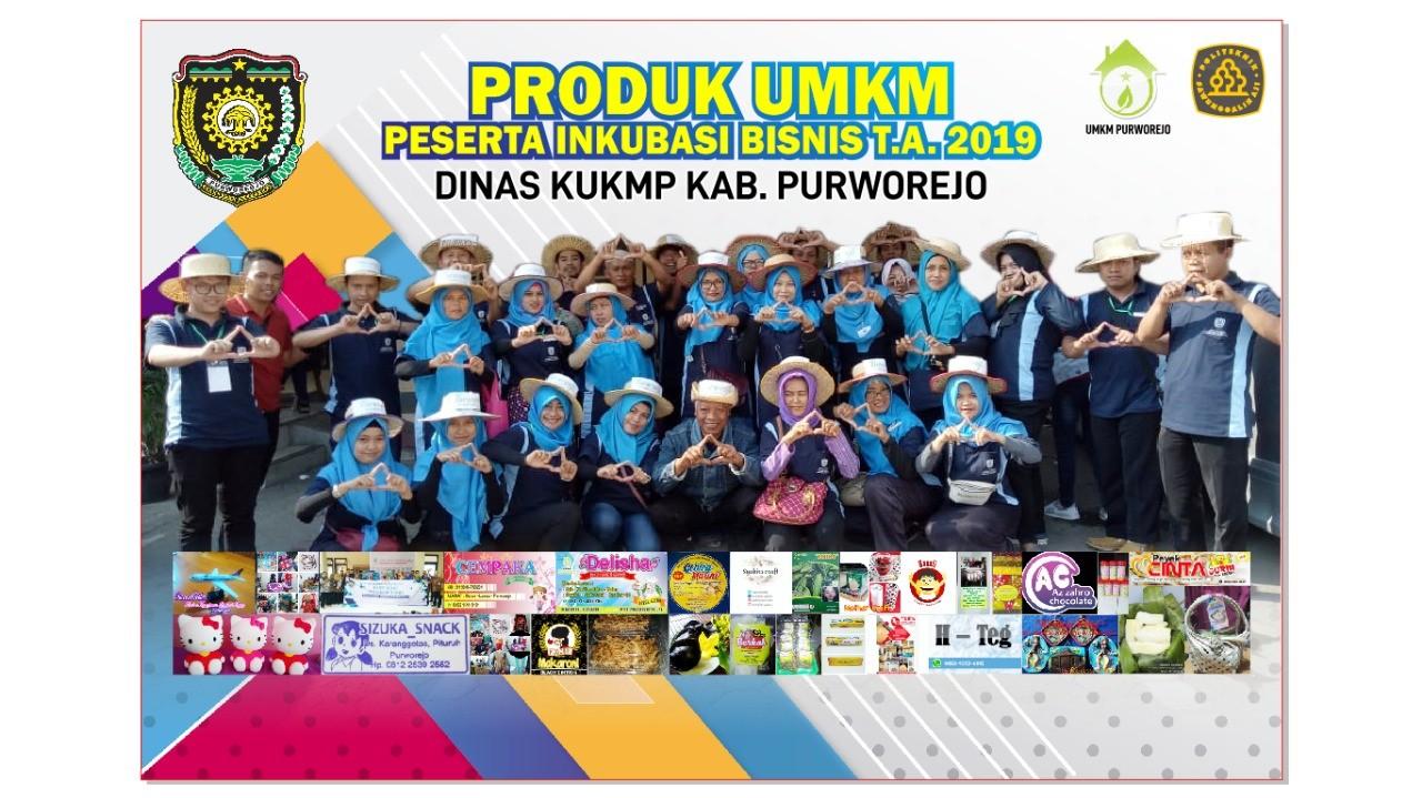 32 Produk Peserta Inkubasi Bisnis Dipamerkan di Purworejo Spectacular Fair 2019