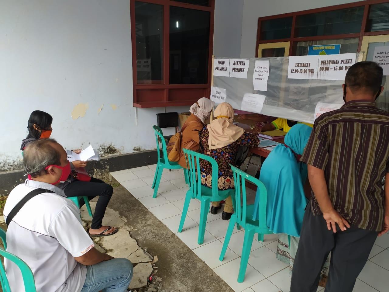 Dinas KUKMP Kab. Purworejo Membuka Posko Pendaftaran Banpres BPUM