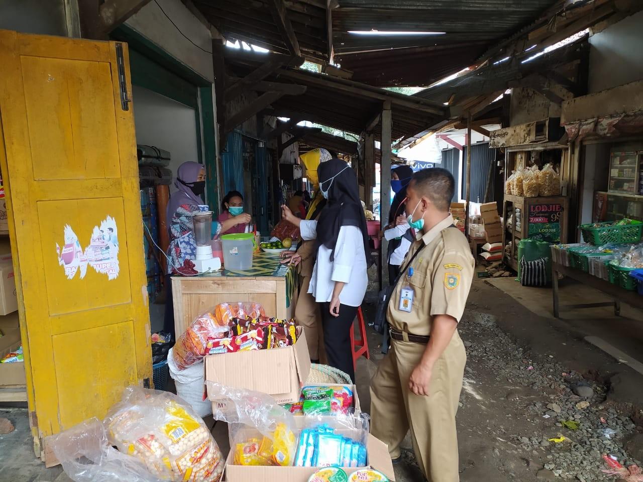 Pendataan Potensi dan Aset Pasar Kaliboto