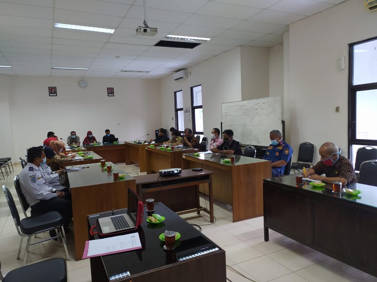 Audiensi Pertamina Dalam Rangka Pengembangan Pertashop Di Kabupaten Purworejo