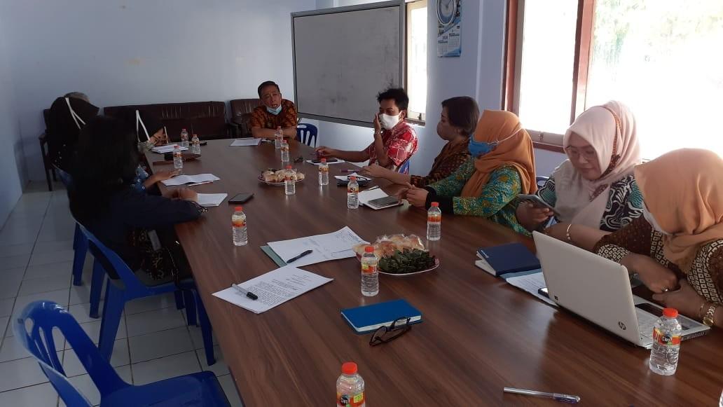 Rapat Koordinasi Penerima BPUM Tahun 2020