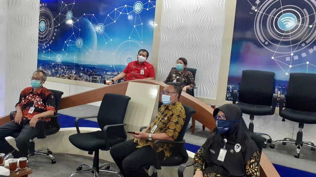 Rakor dan Pleno TPAKD Se Jawa Tengah