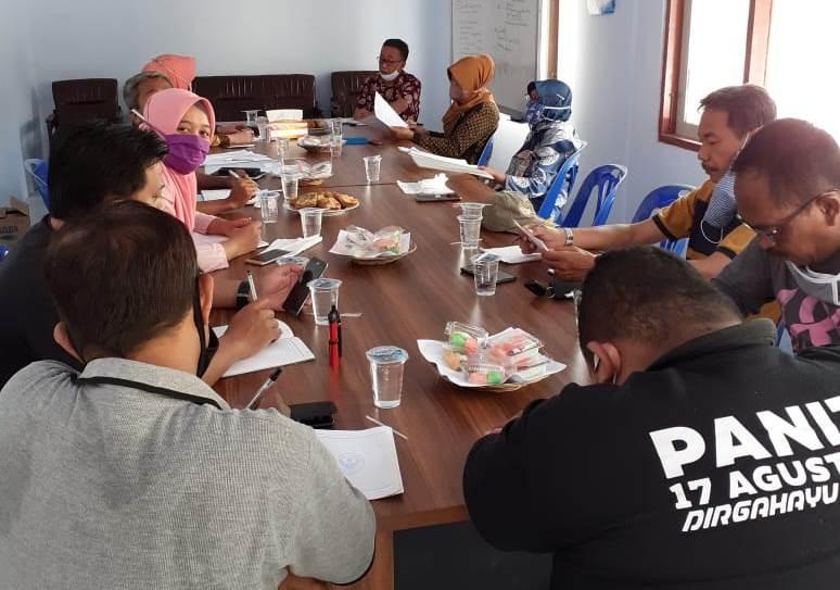 Rapat Persiapan Pelatihan Koperasi Anggaran DAK Tahun 2020