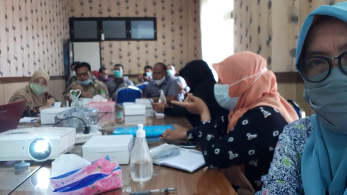 Rapat Tim Penyusunan Draft Perbup Tentang Hibah dan Bansos