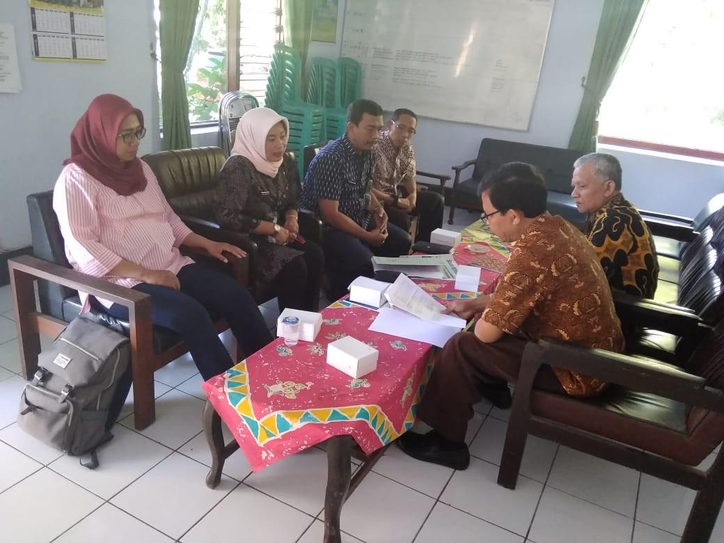 Rapat Koordinasi Penyelesaian Piutang Eks P2KSM