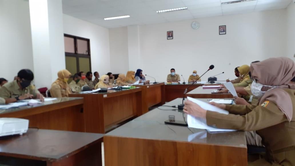 Rapat Koordinasi Pemakaian Kekayaan Daerah