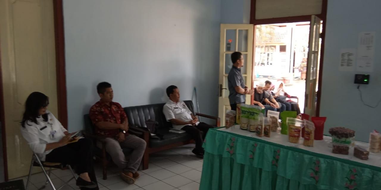 Seleksi Produk UMKM ke Indomart