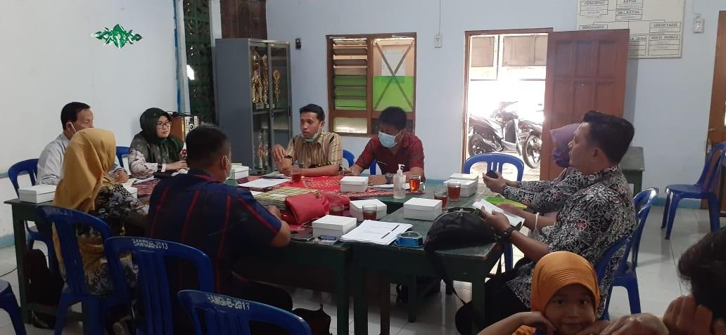 Pendampingan Pengurus dan Pengawas Koperasi Tunas Mulia Bambu