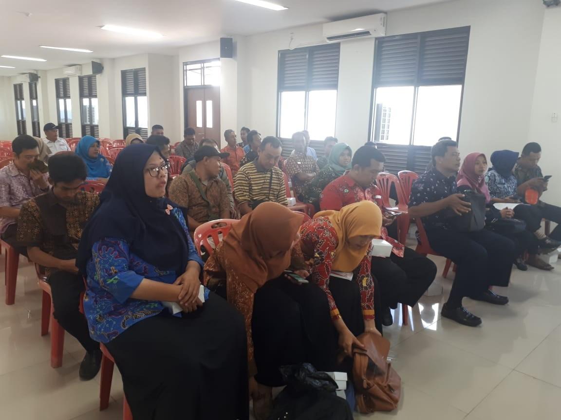 Sosialisasi BPJS Bagi Non PNS/ASN Dinas KUKMP Kab.Purworejo
