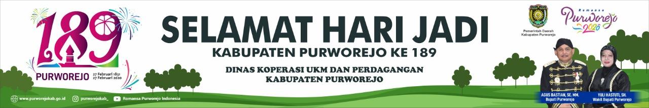 Rangkaian Acara Hari Jadi Ke-189 Kabupaten Purworejo