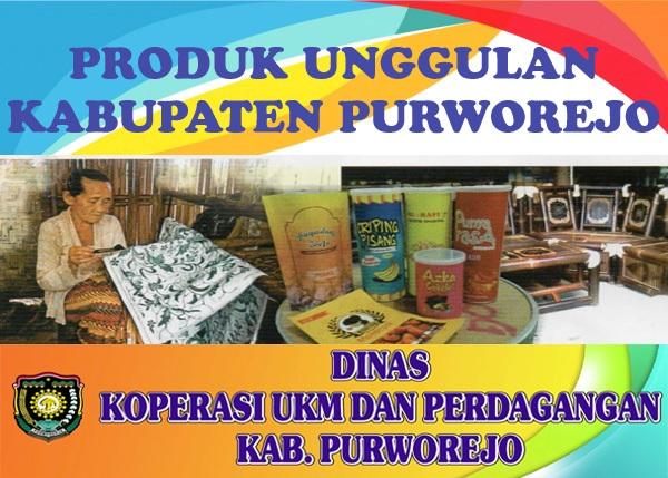Produk Unggulan UMKM Kab Purworejo